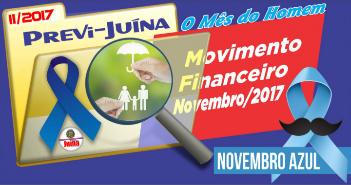 Balancete Financeiro da PREVI-Juína mês de NOVEMBRO de 2017