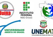 A UAB Pólo de Juina-MT  está realizando pesquisa de intenção de curso