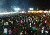 Carnaval Juína Folia 2018, Cidade Tropical