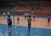 4 Partidas marcaram o início do Campeonato Municipal de Esporte de Quadra