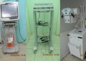 Através de emenda parlamentar dos deputados Ságuas Moraes e Victório Galli foram adquiridos novos equipamentos de saúde