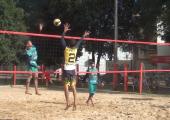 1ª Etapa do Circuito Municipal de Voleibol foi realizado com sucesso