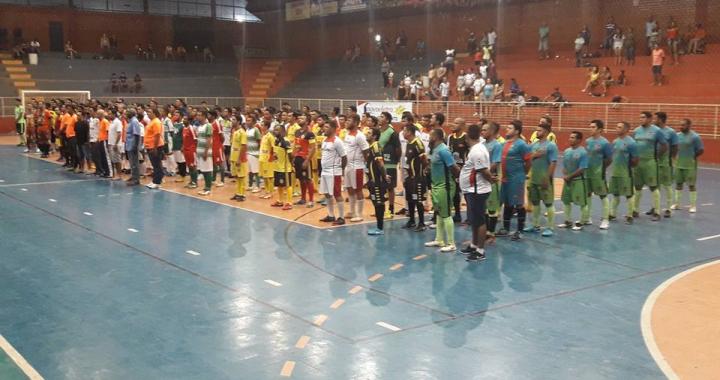 Abertura da Copa Novo Eletro e Patrocinadores foi recorde de participação