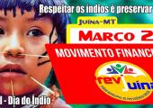 MOVIMENTO FINANCEIRO PREVI-JUINA COMPETÊNCIA MARÇO/2018