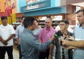 GRUPO PASQUALOTTO CONFIRMA BOLO DE 36 METROS DE PRESENTE PARA O ANIVERSÁRIO DE JUÍNA