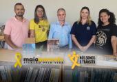 CIRETRAN CONFIRMA PRESENÇA NO ANIVERSÁRIO DE JUÍNA COM A CAMPANHA MAIO AMARELO