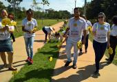 """Secretaria de Assistência Social, CRAS e CREAS Lançam a Campanha """"Faça Bonito"""" alusiva ao dia 18 de maio"""