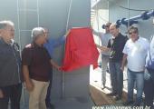 Inaugurada as obras da estação de tratamento de lodo e ampliação do tratamento de água do Daes de Juína