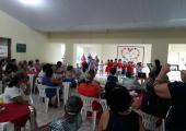 Idosas frequentadoras do centro de convivência Vó Paixão são homenageadas no dia das mães