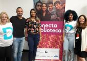 NO RIO DE JANEIRO, PATRÍCIA ITAIBELE É CONSOLIDADA EMBAIXADORA DO PROGRAMA NACIONAL CONECTA BIBLIOTECA