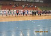 Futsal feminino de Juína se classifica e está entre as 4 melhores equipes do estado