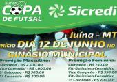 Super Copa de Futsal inicia hoje dia 12 de Junho