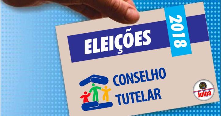 Estão abertas as inscrições para eleição de novos conselheiros tutelares