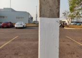Secretaria de Infraestrutura vai identificar nomes de ruas em postes da rede elétrica em Juína