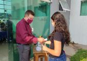 """Quarta-Feira """"D"""" De Vacinação Contra Covid-19 em Juína teve mais de 700 pessoas vacinadas"""