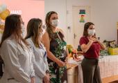 Mês de agosto foi marcado pela campanha de amamentação em Juína
