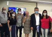 Prefeito articula com outras autoridades e Juína terá Centro de Hemodiálise