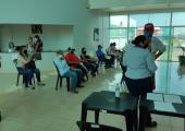 Intermat continua trabalho para regularização dos terrenos no setor M do bairro Módulo 06
